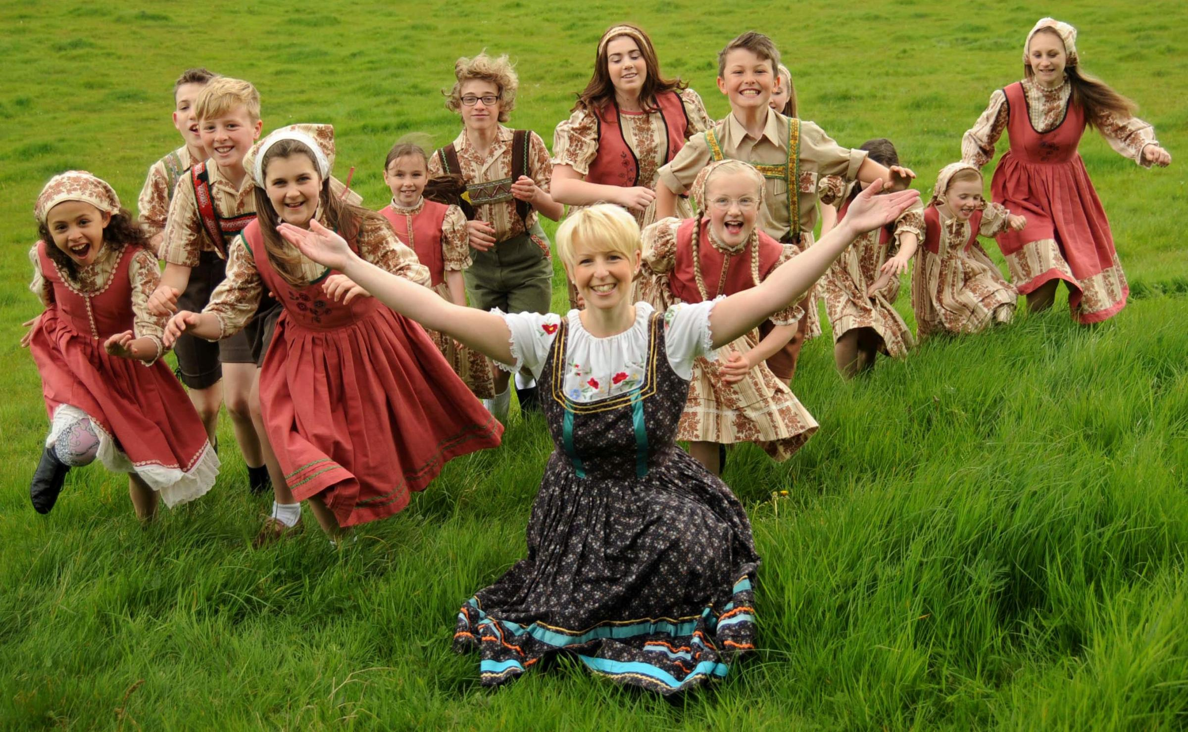 Brierley Hill will be alive with the Sound of Music