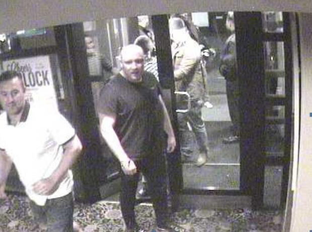 Dudley News: The CCTV image released by police.