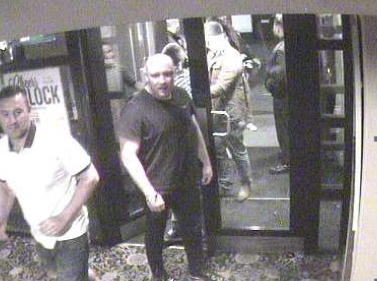The CCTV image release
