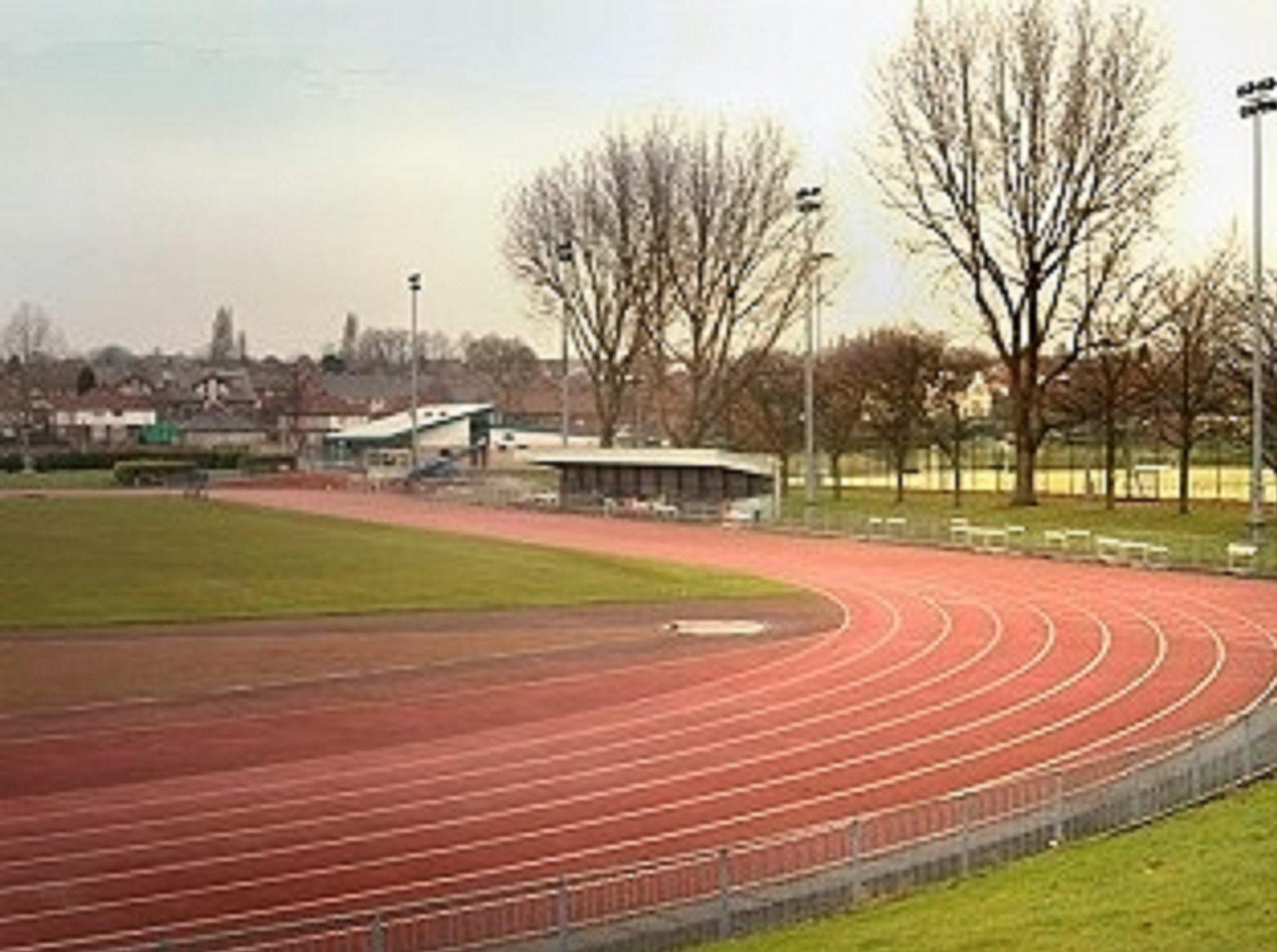 Athletics club chairman hopeful Dell Stadium is on track to re-open ahead of big meeting