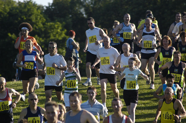 Still time to enter Action Heart 5K Challenge at Baggeridge