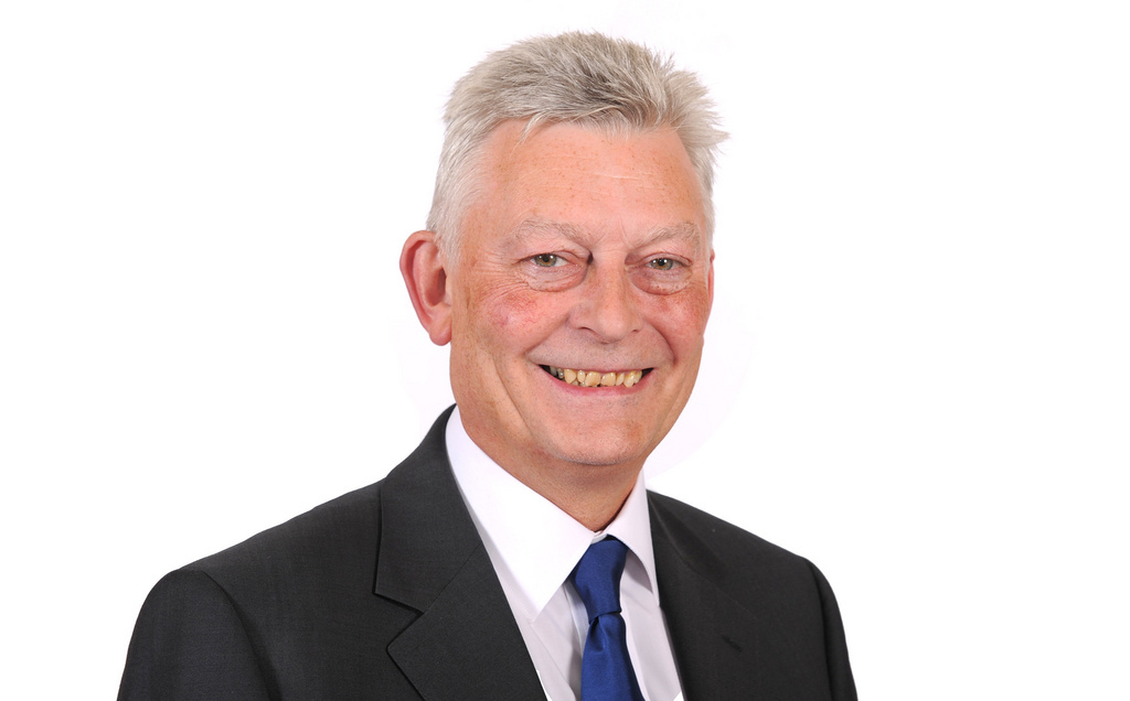 Les Jones confirmed as the new Tory candidate for Dudley North