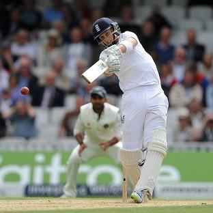 Joe Root, pictured, is right behind the continuing presence of Alastair Cook as England's 50-over captain
