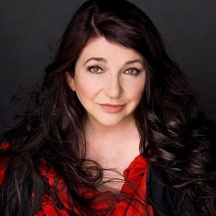Kate Bush is heading back to the cha