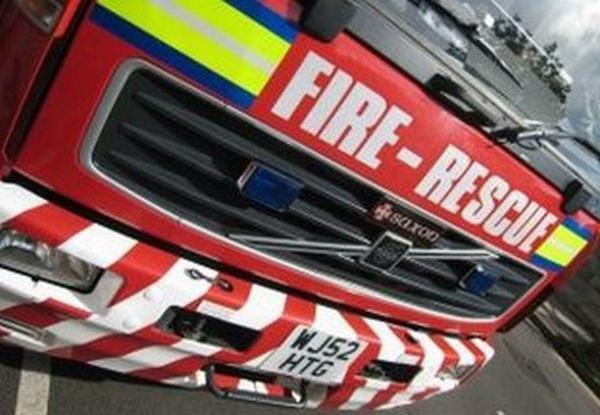 Firefighters called to kitchen fire in Elmley Castle, Worcestershire