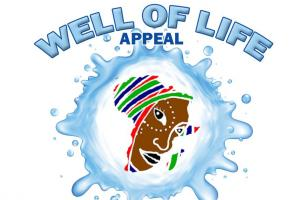 Well of Life appeal - please help us save lives in Africa