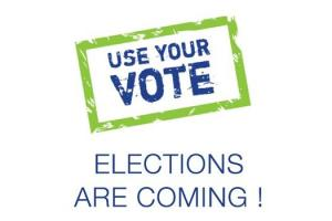 Countdown to elections is on - but don't forget to register!