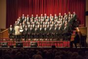 Gentlemen Songsters Male Voice Choir will perform at Dudley Town Hall on Saturday, May 16.