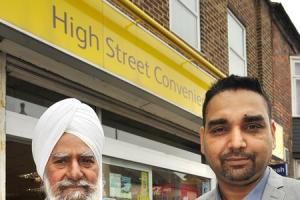 Big-hearted Brierley Hill shopkeeper cooks up free food for the hard-up and hungry