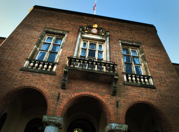Dudley Council House. Photo: Newsquest