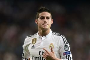 James Rodriguez hoping to remain with Champions League winners Real Madrid