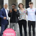 Dudley News: Sadiq Khan strikes a chord with #LondonIsOpen campaign as he welcomes buskers