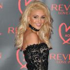 Dudley News: Michelle Keegan shows off her new blonde look and steals the show