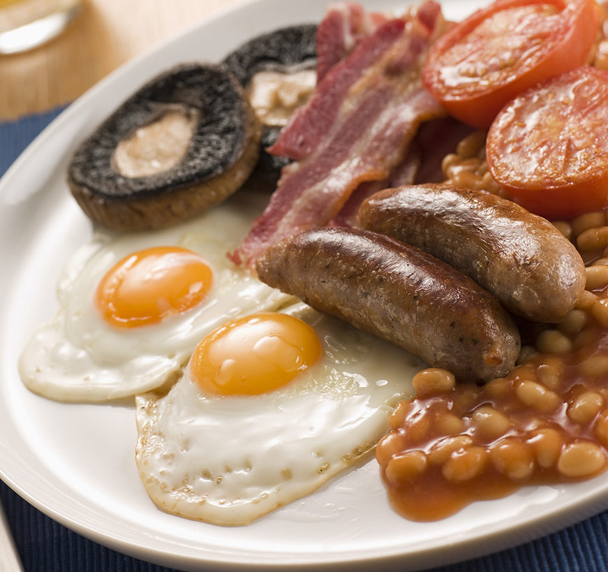 The hunt is on for Britain's best breakfast cafe