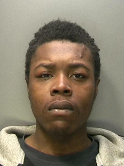 Niron Parker-Lee. Photo: West Midlands Police.