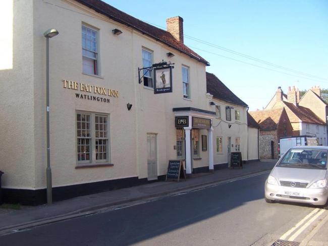 A rural retreat at The Fat Fox Inn, Watlington