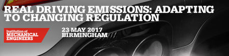 Real Driving Emissions: Adapting to changing regulation