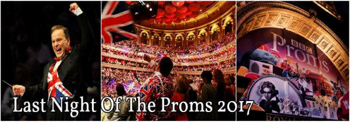 Live Broadcast: LAST NIGHT OF THE PROMS