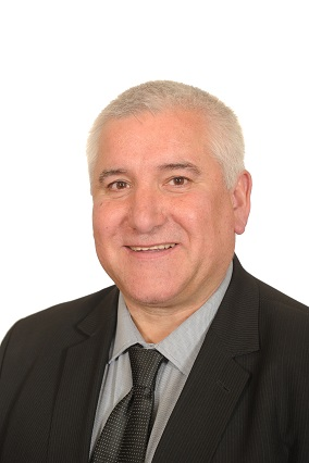 Cllr Patrick Harley, leader of Dudley Council