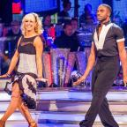 Dudley News: Ore Oduba posts adorable message about Joanne Clifton as she leaves Strictly