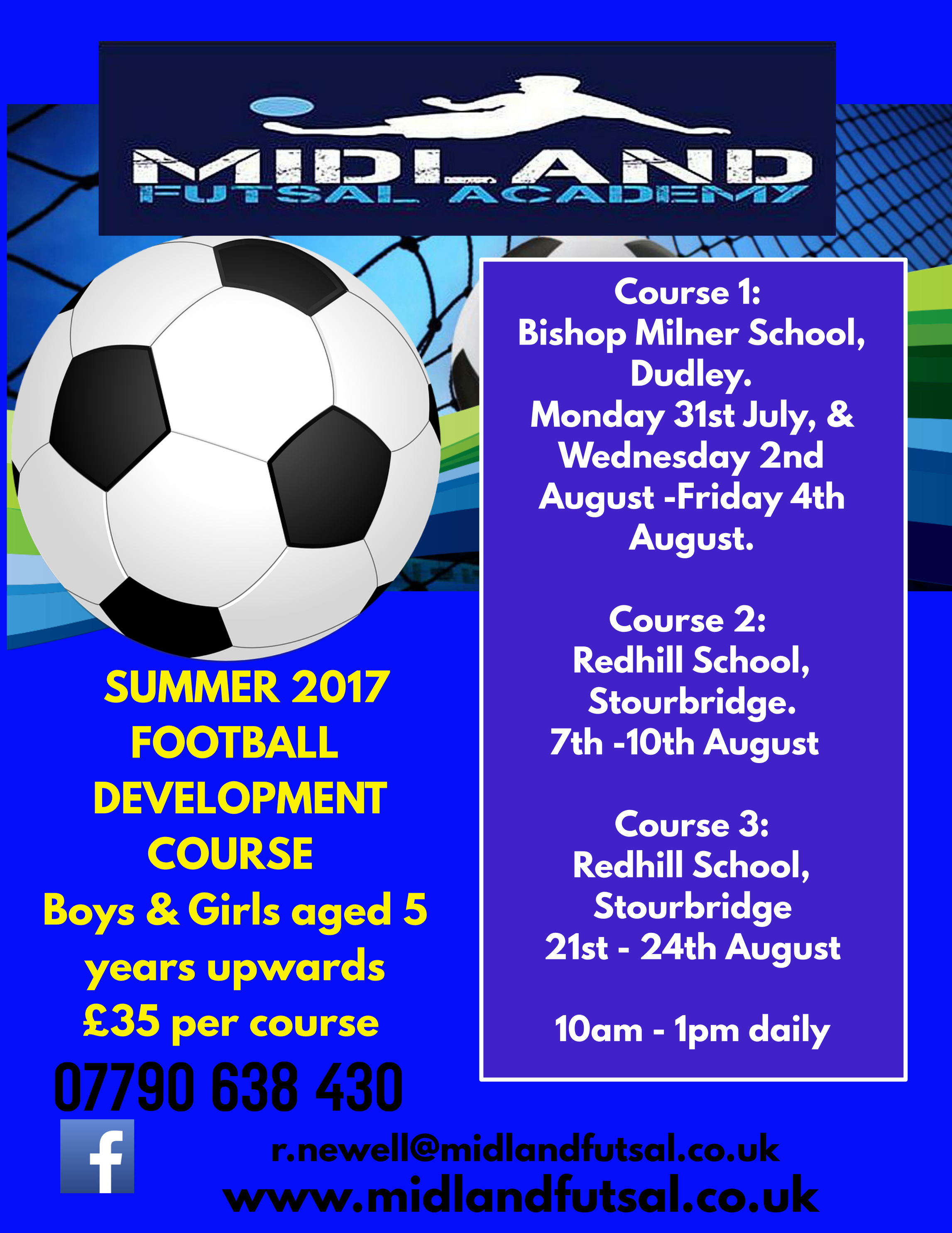 Football Development Course