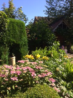 GARDEN OPEN FOR THE HARDY PLANT SOCIETY'S 60TH ANNIVERSARY