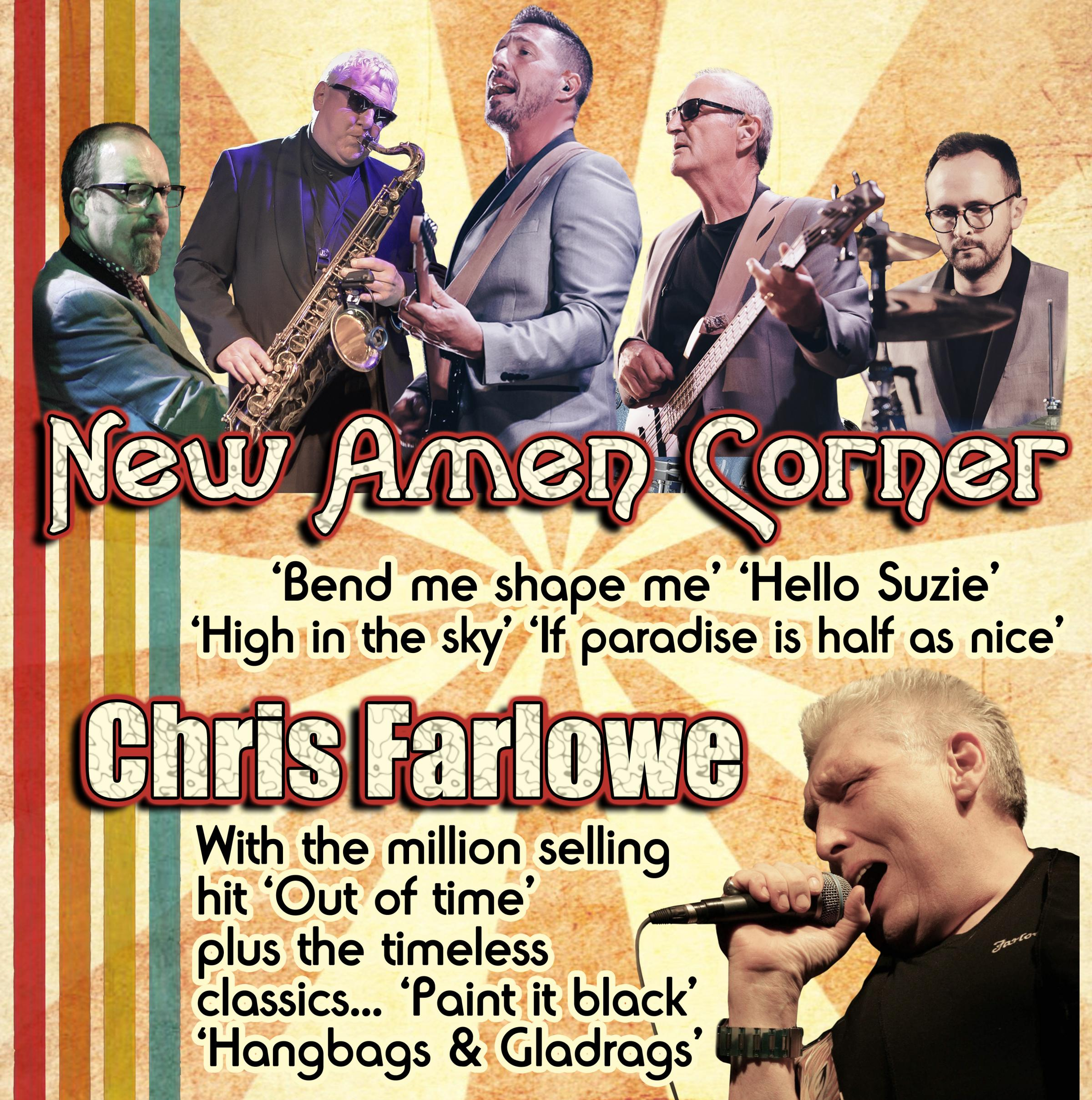 New Amen Corner & Chris Farlowe