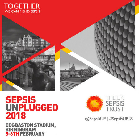 Sepsis Unplugged 2018 Conference, Birmingham