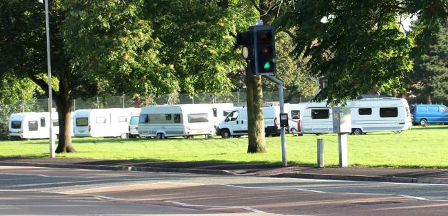Temporary £280,000 travellers site set for Dudley borough