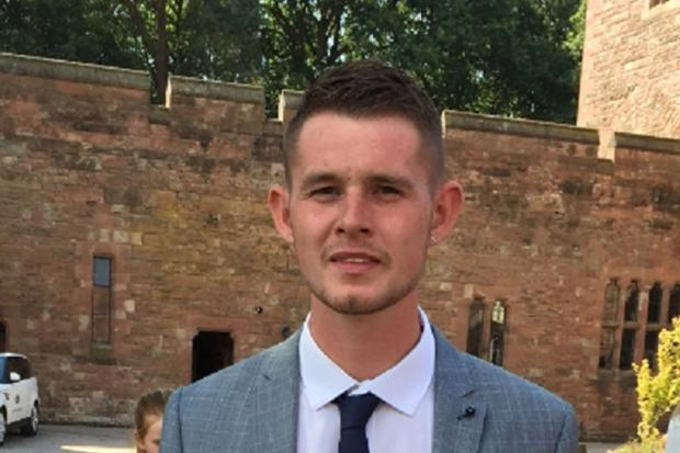 Dudley News: Ryan Passey, aged 24, who died after being stabbed in the chest at Chicago's in Stourbridge on August 6, 2017.
