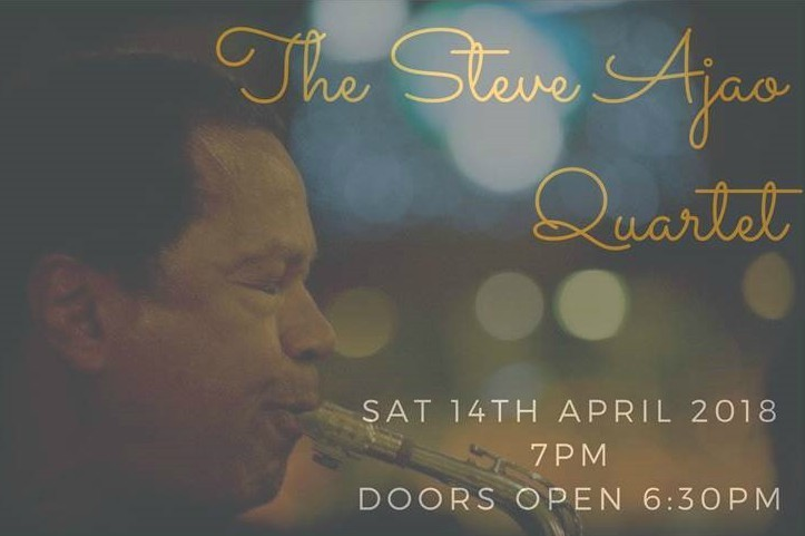 The Steve Ajao Quartet will perform at Blackheath Library from 7pm on Saturday (April 14).
