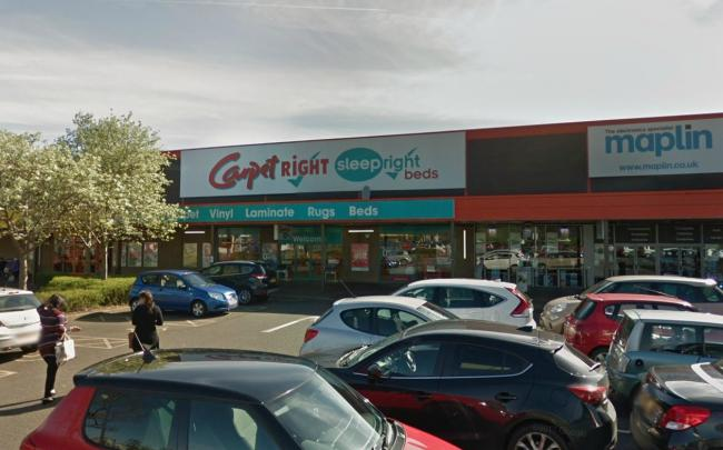 Carpetright in Merry Hill is one of 81 stores across the country set to close.