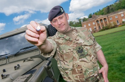 Veterans are being called to have medals and badges presented to them at Dudley borough's Armed Forces Day event at Himley Hall.