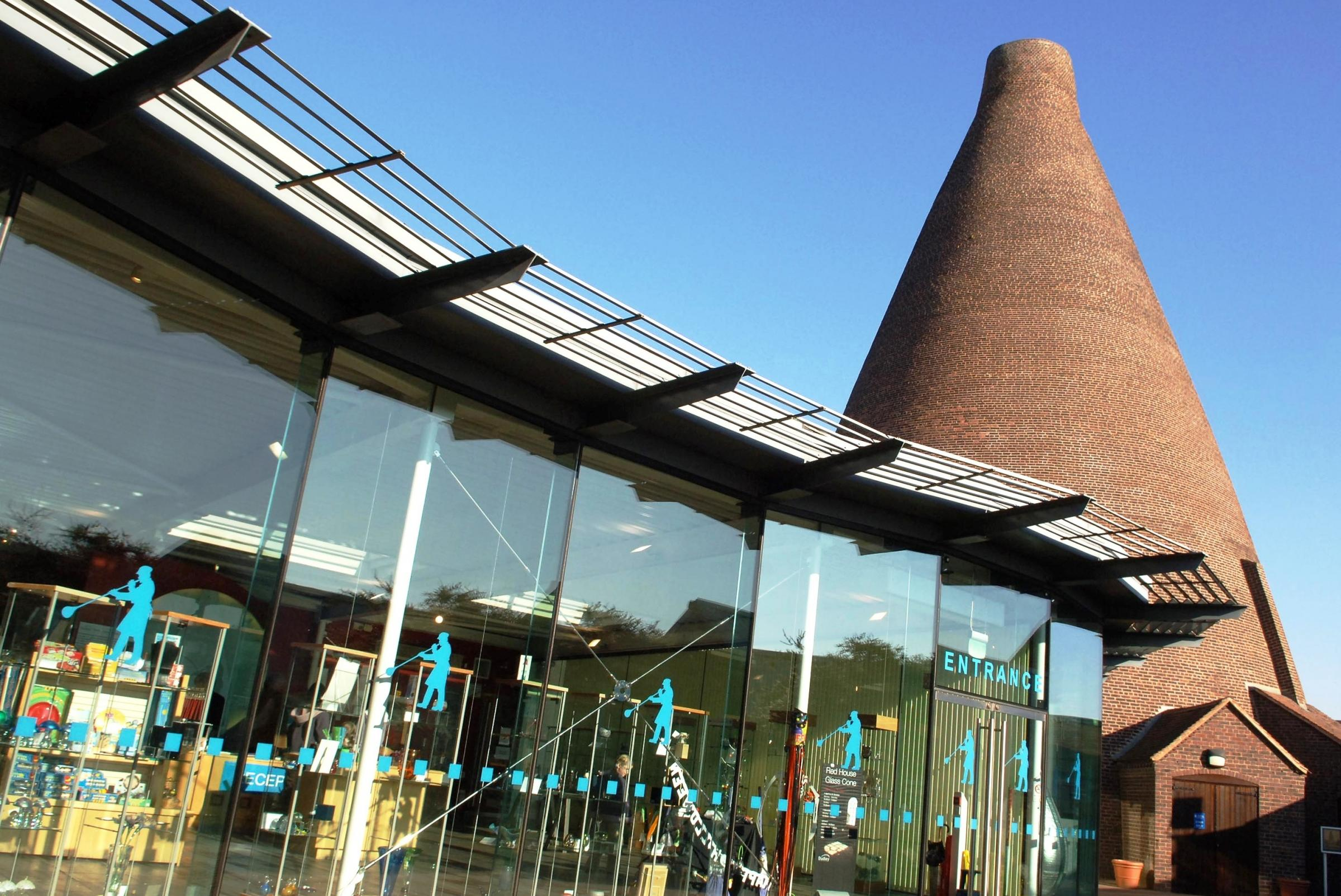 Red House Glass Cone will host a number of activities this half term.
