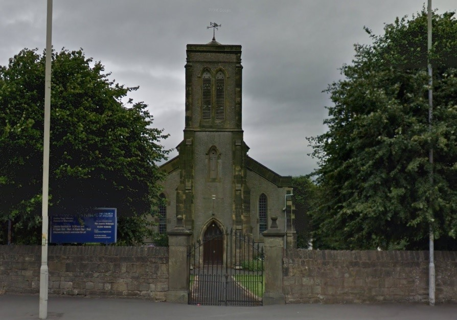 St James's Church. Photo: GoogleStreet
