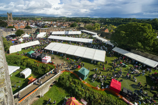 Ludlow Marches Food & Drink Festival