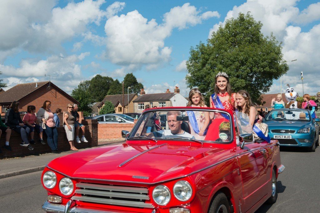 Mary Stevens Hospice is seeking a 2018 carnival queen, prince and princess to lead its summer fayre.