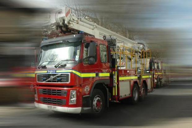 Dogs rescued in Dudley house fire