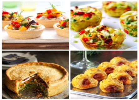 Vegetarian Christmas Cookery Course