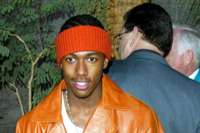 552099f7e84 Nick Cannon fires back at Kanye West