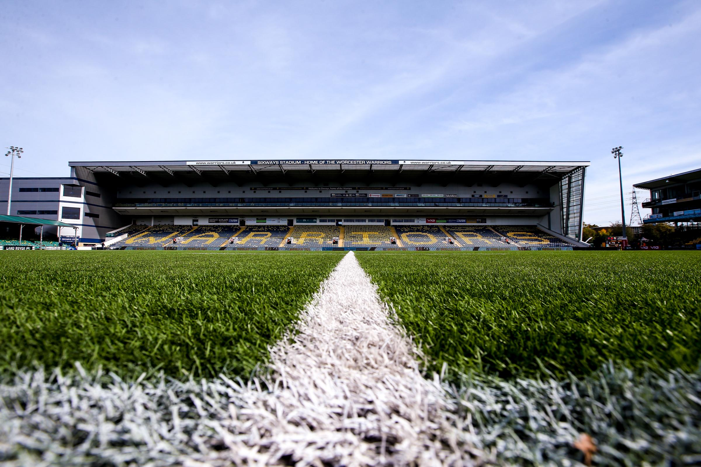 Sixways Stadium. Picture: Robbie Stephenson/JMP
