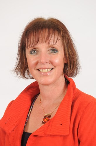 Councillor Cathy Bayton, cabinet member responsible for health and well being. Picture Dudley MBC