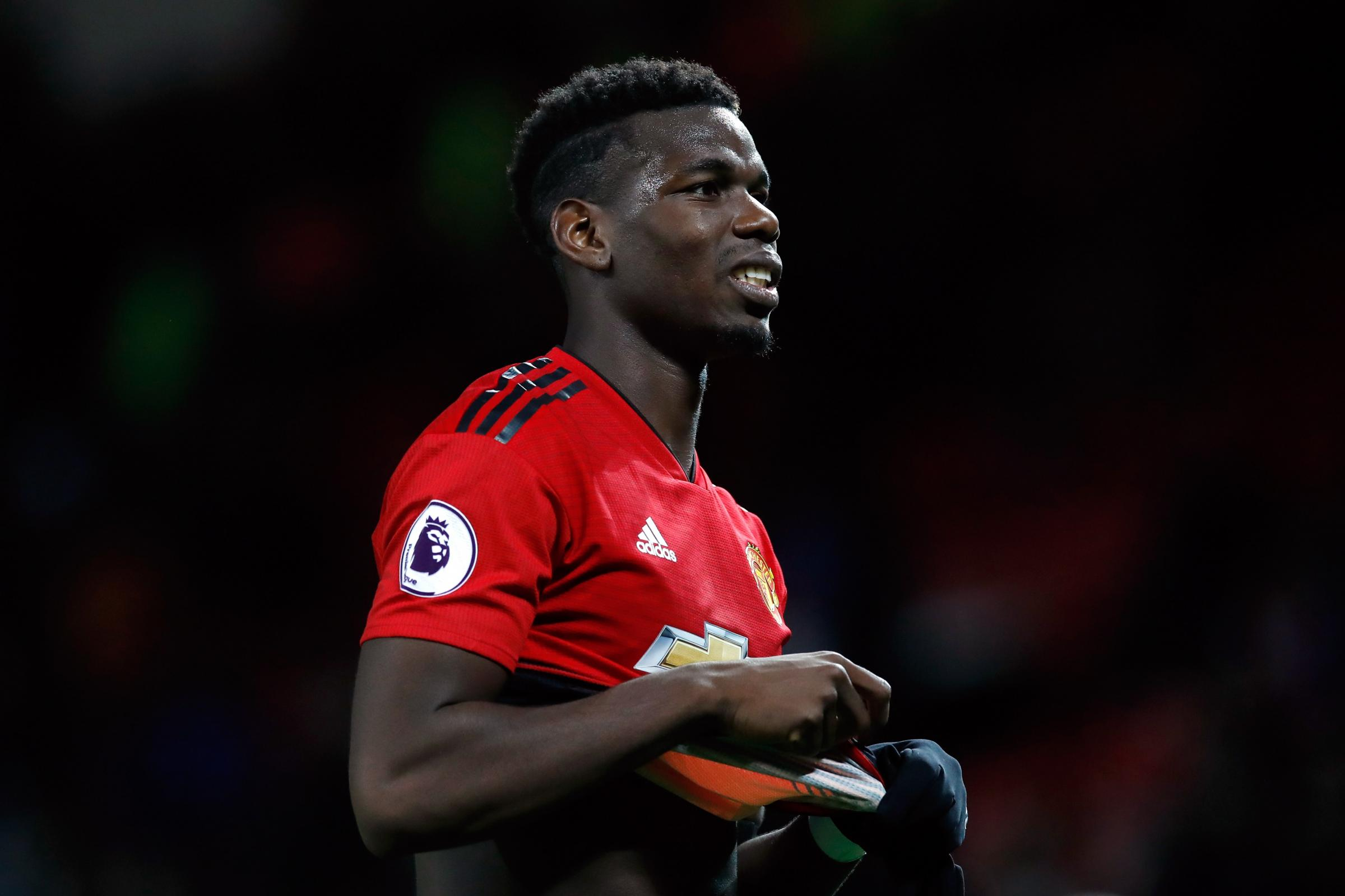 Paul Pogba has no regrets over Manchester United return