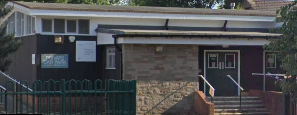 Pensnett Community Centre could be the new home of a children's play area. Photo: Google Maps.