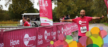 Mencap Birmingham Sutton Park 5km and 10km 5th October 2019
