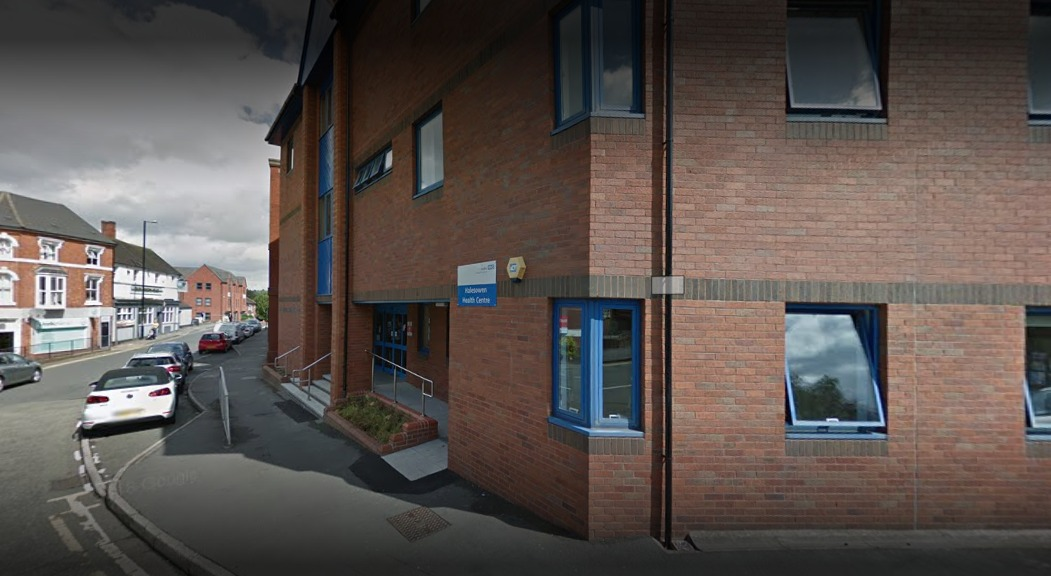 Halesowen Health Centre has been rated good in all areas. Pic: Google images