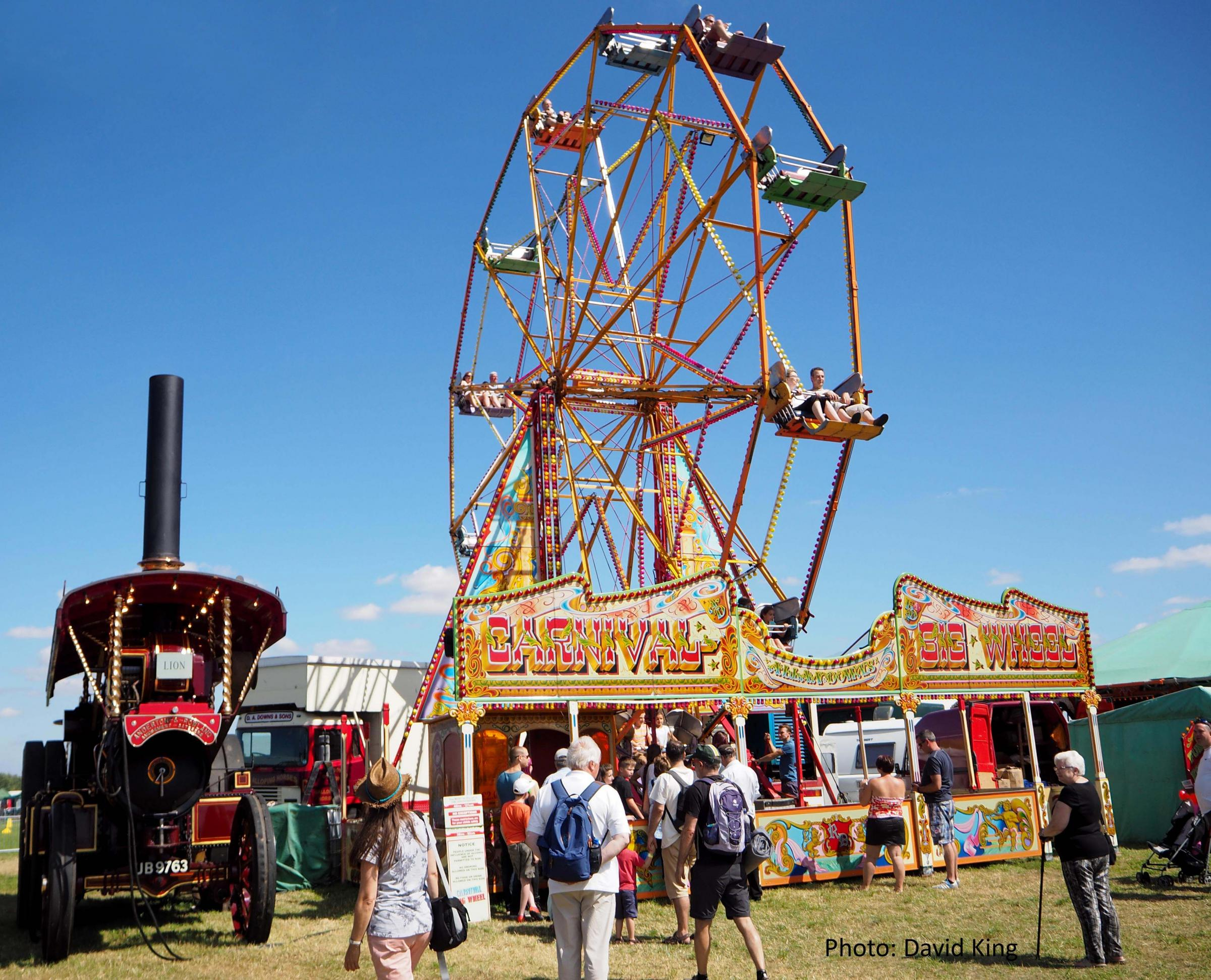 The 45th Annual Gloucestershire Vintage & Country Extravangaza