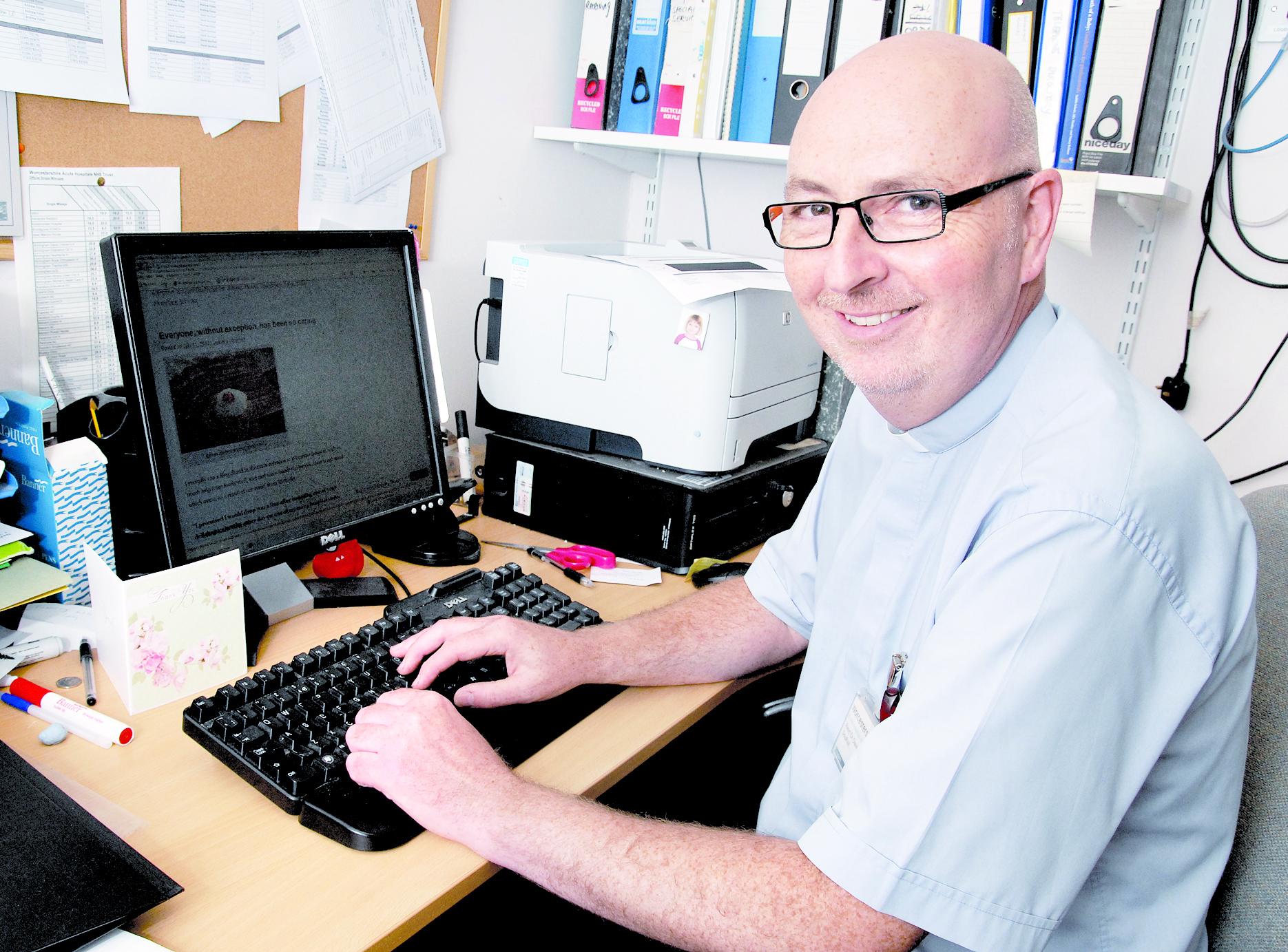 CHAPLAIN'S BLOG: Dedication to a shining little light - Dudley News