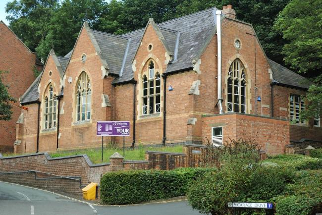 Kinver Library.