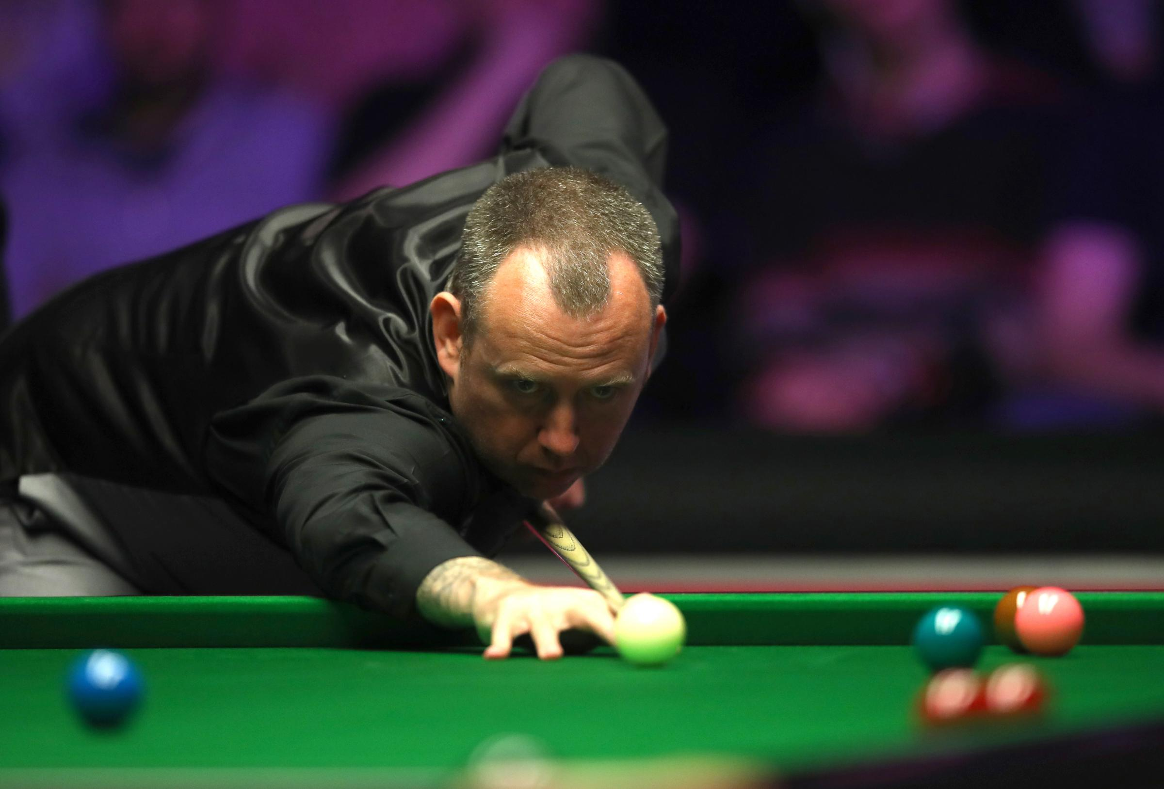 Mark Williams. Photo:  Adam Davy/PA Wire/PA Images
